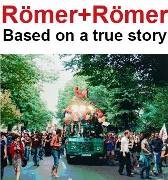RöMER + RöMER, BASED ON A TRUE STORY (group) @ARTLINKART, exhibition poster