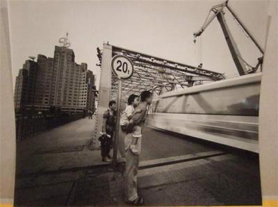 """""""桥—苏州河""""陆元敏、姚铿、王南翼银盐影像作品展 (群展) @ARTLINKART展览海报"""