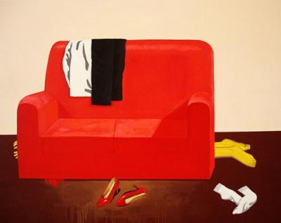 """五四国际青年艺术节""""798巡回展"""" (群展) @ARTLINKART展览海报"""