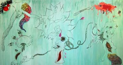 印度现在——上海当代艺术馆印度当代艺术展 (群展) @ARTLINKART展览海报