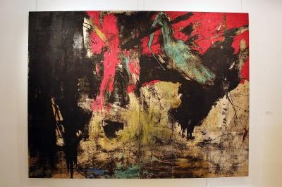 春天里的故事——唐承华绘画,装置作品展