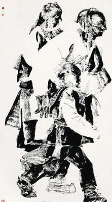 中央民族大学美术学院作品展 (群展) @ARTLINKART展览海报