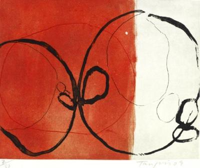 划刻、腐蚀、完善——铜版联展 (群展) @ARTLINKART展览海报