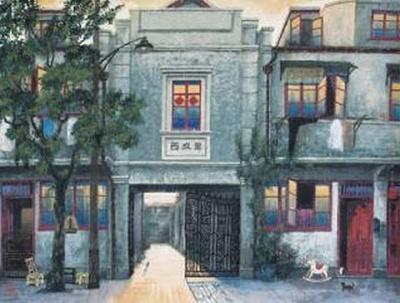 忆上海——海派风情展 (群展) @ARTLINKART展览海报