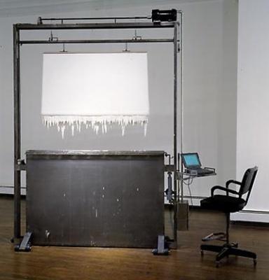 机械制造——洛克西• 潘个展 (个展) @ARTLINKART展览海报