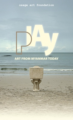 PLAY: ART FROM MYANMAR TODAY (group) @ARTLINKART, exhibition poster