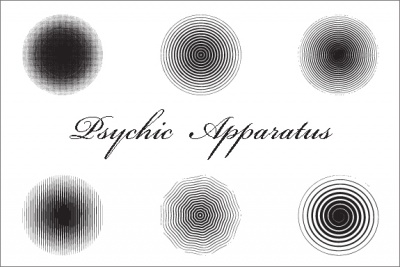 PSYCHIC APPARATUS (group) @ARTLINKART, exhibition poster