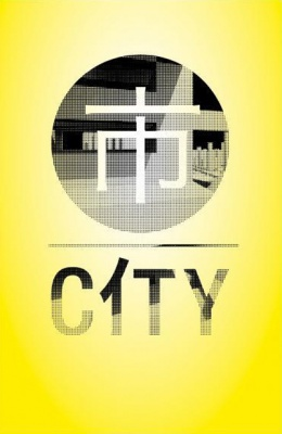 CITY - EXPERIMENT ARTS, ARCHITECTURE AND MUSIC GROUP SHOW (group) @ARTLINKART, exhibition poster