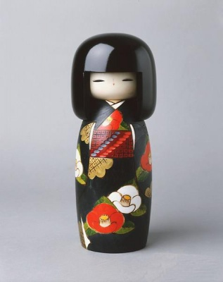 THE DOLLS OF JAPAN (group) @ARTLINKART, exhibition poster