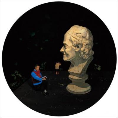 西瓜山——时砚亮作品展 (个展) @ARTLINKART展览海报