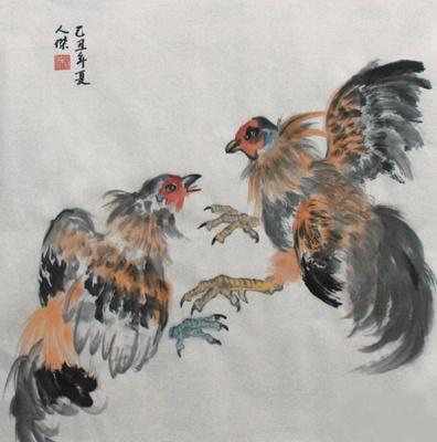 交流——中菲艺术家作品展 (群展) @ARTLINKART展览海报