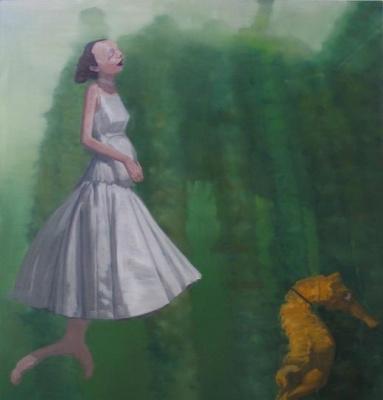 门外,那些事儿——艺术展 (群展) @ARTLINKART展览海报