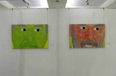 对画·园中人——如意画廊馆藏油画展 (群展) @ARTLINKART展览海报