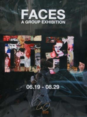 FACES: A GROUP EXHIBITION (群展) @ARTLINKART展览海报