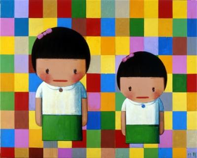 诗意的生态——上海世博会纪念版画展 (群展) @ARTLINKART展览海报