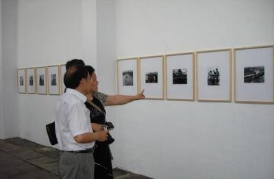 七个镜头一世纪——常州摄影一百年展 (群展) @ARTLINKART展览海报