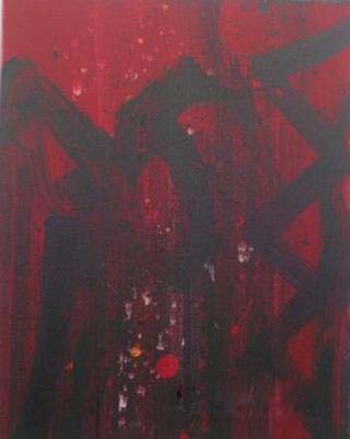 诗性抽象——李磊2008近作展 (个展) @ARTLINKART展览海报