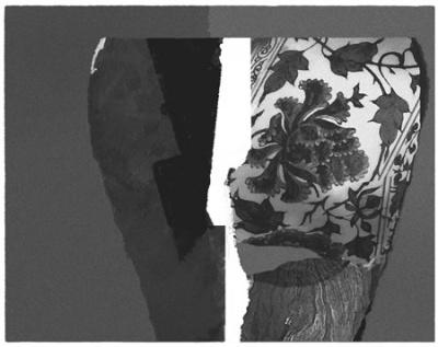 TRACE - BEIJING•SHANGHAI•GUANGZHOU PRINT INVITATIONAL EXHIBITION (SHANGHAI) (group) @ARTLINKART, exhibition poster