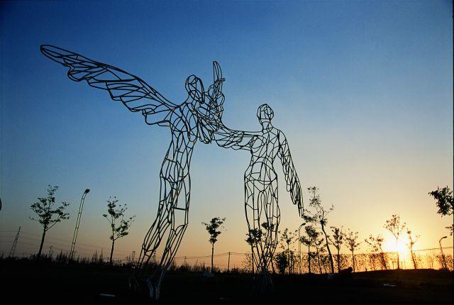 张江米丘雕塑公园