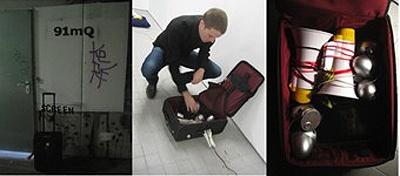 声音行李——探索全球公共运输空间的声音装置 (群展) @ARTLINKART展览海报