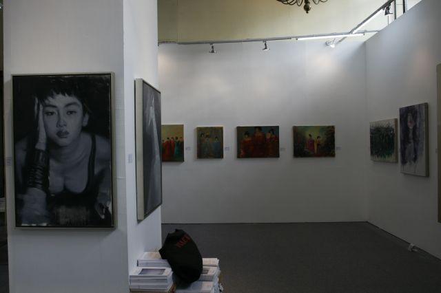 伯隐当代国际艺术家画廊   上海@2011上海艺术博览会国际当代艺术展