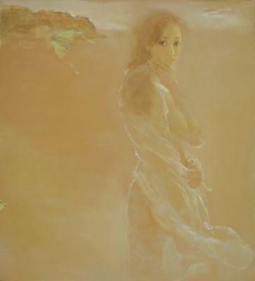 (第五届)艺术中国——全国油画展 (群展) @ARTLINKART展览海报