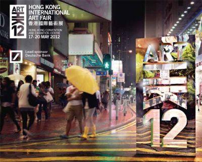 RICHARD GRAY GALLERY@ART HK 2012 (art fair) @ARTLINKART, exhibition poster
