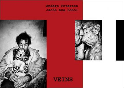 VEINS - IT NOT ABOUT PHOTOGRAPHY (solo) @ARTLINKART, exhibition poster