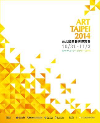 TRIUMPH ART SPACE@ART TAIPEI 2014 (art fair) @ARTLINKART, exhibition poster