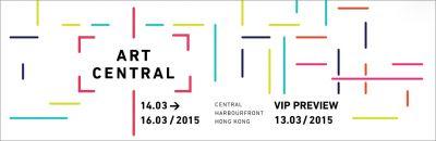 THE FINE ART SOCIETY CONTEMPORARY@2015 ART CENTRAL HONG KONG (博览会) @ARTLINKART展览海报