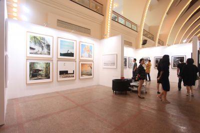 杜梦堂画廊@2015上海艺术影像展 (博览会) 展览日期 .