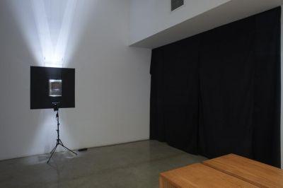 HYBRID SOLITARY... SEMI-SOCIAL QUINTET... ON COSMIC WEBS... (solo) @ARTLINKART, exhibition poster