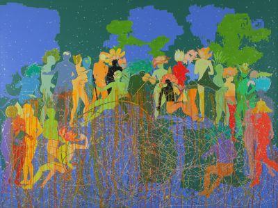 Miao Xiaochun - Metamorphosis | exhibition | ARTLINKART