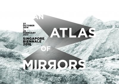 SINGAPORE BIENNALE 2016 (group) @ARTLINKART, exhibition poster