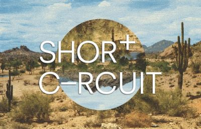 SHORT CIRCUIT (group) @ARTLINKART, exhibition poster