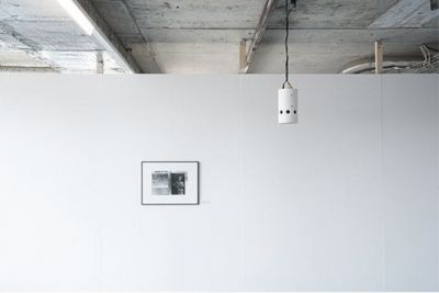 SEBASTIAN UTZNI - M-MAYBE (solo) @ARTLINKART, exhibition poster
