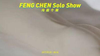 FENG CHEN SOLO SHOW (solo) @ARTLINKART, exhibition poster