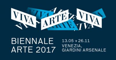 57TH VENICE BIENNALE, 2017 (RUSSIA) - THEATRUM ORBIS (intl event) @ARTLINKART, exhibition poster