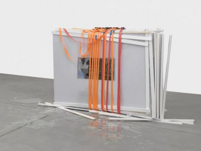 MATIAS FALDBAKKEN (solo) @ARTLINKART, exhibition poster