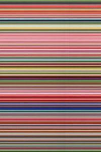 GERHARD RICHTER SHOW (solo) @ARTLINKART, exhibition poster