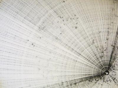 ATSUNOBU KOHIRA SOLO EXHIBITION  - CARBON VARIATION N°1 (solo) @ARTLINKART, exhibition poster