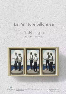 FARMING - SUN JINGLIN (solo) @ARTLINKART, exhibition poster