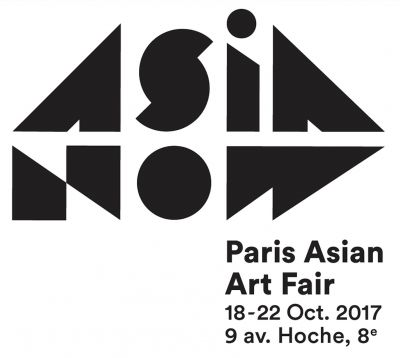 A THOUSAND PLATEAUS ART SPACE@ASIA NOW - PARIS ASIAN ART FAIR 2017 (art fair) @ARTLINKART, exhibition poster