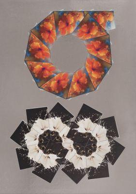 HAEGUE YANG - QUASI-ESP (solo) @ARTLINKART, exhibition poster