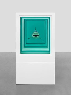 达米恩·赫斯特——视觉糖果与自然历史 (个展) @ARTLINKART展览海报