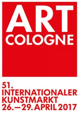 KÖNIG GALERIE@COLOGNE INTERNATIONAL ART FAIR2017(CONTEMPORARY ART) (art fair) @ARTLINKART, exhibition poster