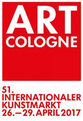 LöHRL@COLOGNE INTERNATIONAL ART FAIR2017(CONTEMPORARY ART) (art fair) @ARTLINKART, exhibition poster