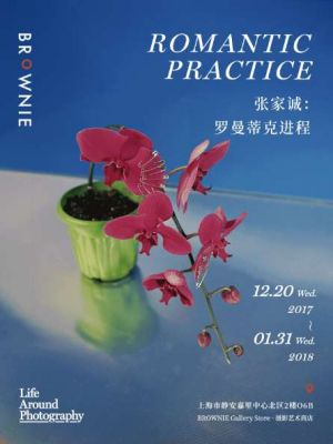 ROMANTIC PRACTICE (solo) @ARTLINKART, exhibition poster