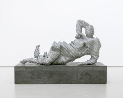 TOBY ZIEGLER - SLAVE (solo) @ARTLINKART, exhibition poster