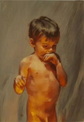 michael borremans paintings